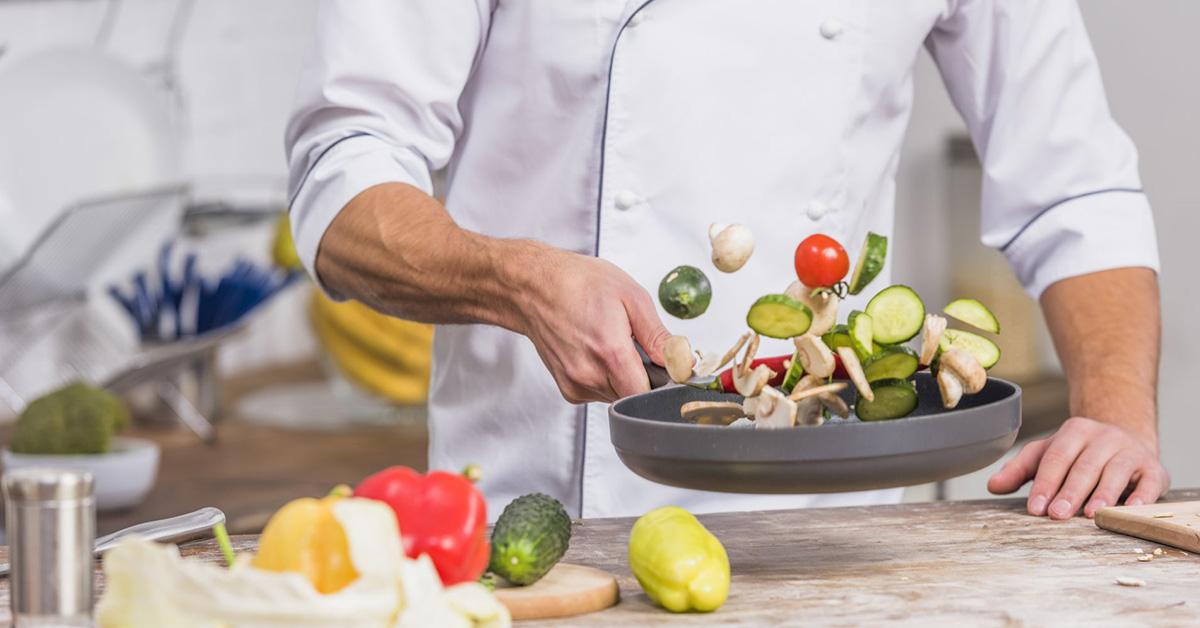 Line Cooking & Chef Course