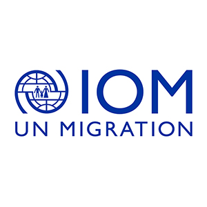 UN IOM Migration Logo