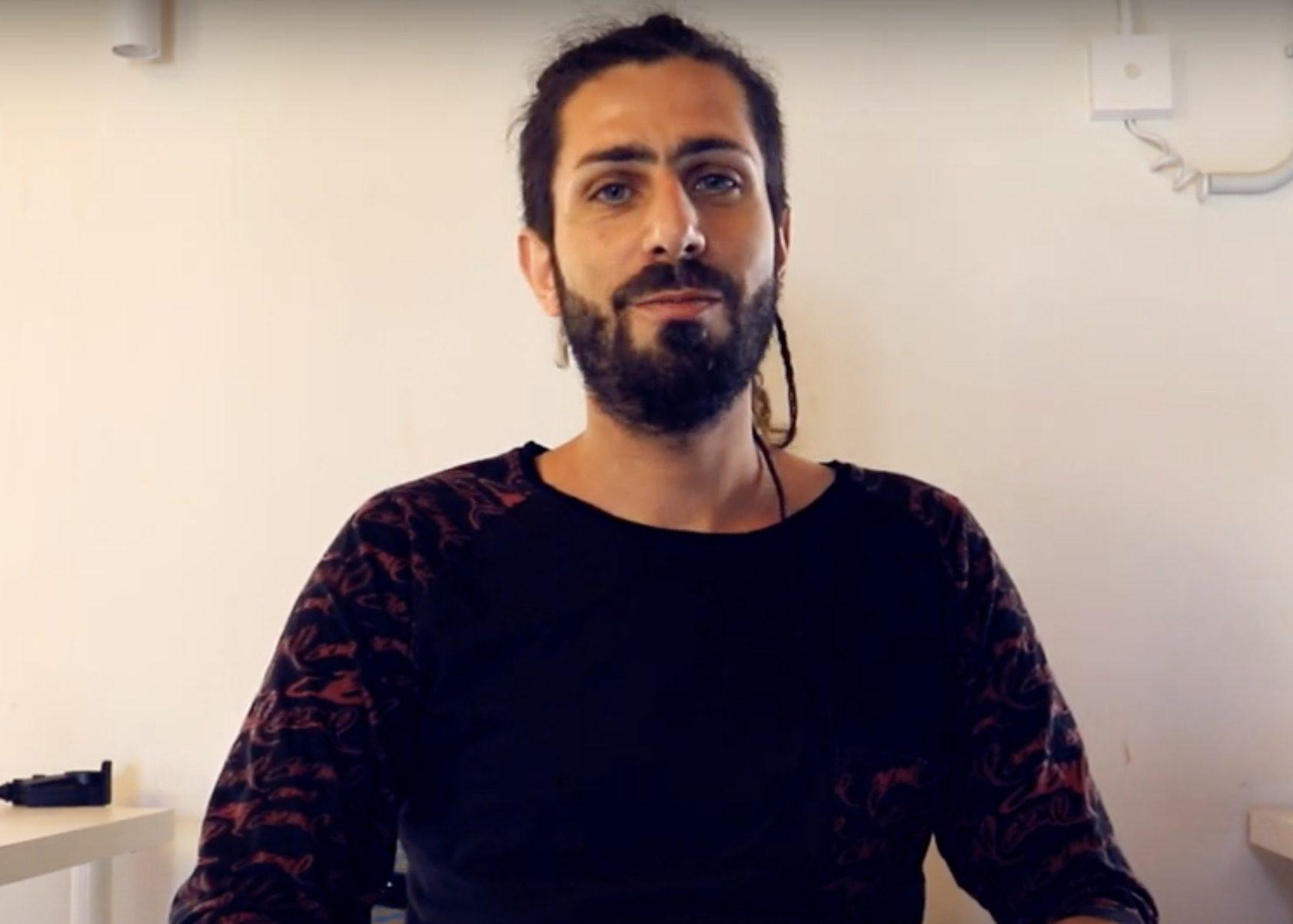 Peyman Babazadehn - Make-Up & Nails Course Participant