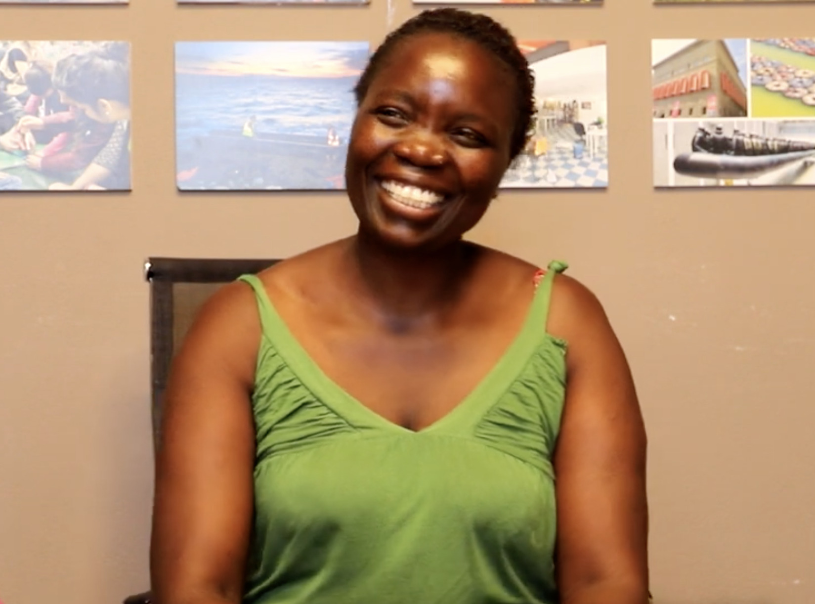 Maureen Sarah Daniel - Hotel Employee Course Participant
